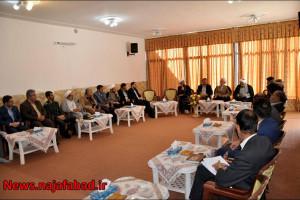 برگزاری سومین جلسه شورای فرهنگ عمومی نجف آباد