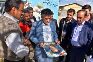 ساخت و بهسازی ۴۷ المان نوروزی در نجفآباد