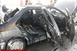 ال پی جی ، باز هم آتش سوزی