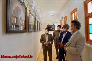 نمایشگاهی از میسوری تا نجف آباد !!