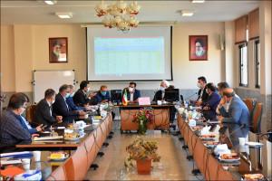 جلسه شورای آموزش و پرورش شهرستان نجف آباد