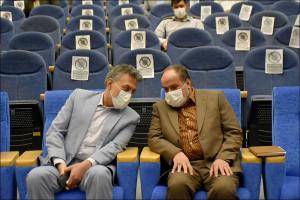 آیین تکریم و تقدیر و معارفه سی دومین شهردار نجف آباد