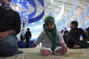 همایش شیرخوارگان در نجف آباد/ تصاویر