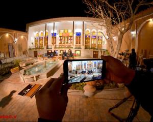 پخش زنده برنامه هشت بهشت از نجف آباد / 8اسفند ماه 97 / عکس