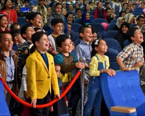فرزندان در جشن خانواده بزرگ شهرداری