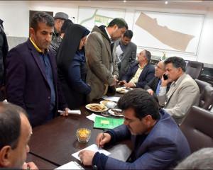 دیدار مردمی مناطق 4 و 5 / چهارم آذرماه 1398