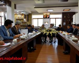 جلسه با مجموعه آموزش و پرورش