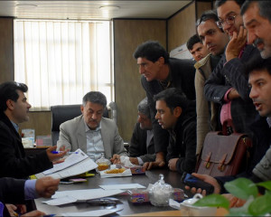 دیدار مردمی منطقه دو / 18 آذرماه 1398
