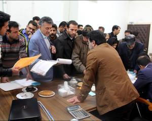 دیدار مردمی منطقه یک / 21 بهمن ماه 1398