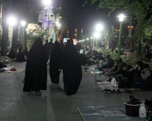 احیای لیالی قدر گلستان شهدای نجف آباد / 23 اردیبهشت