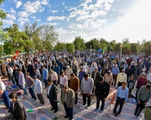 نماز عید سعیدفطر