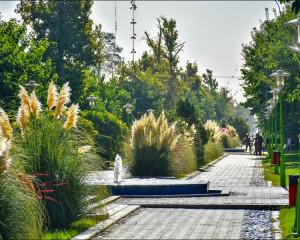 چهارباغ زیبای نجف آباد
