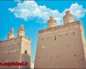 نجف آباد شهر باصفای دوستدار گردشگر
