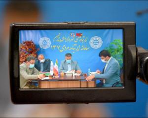 دومین سری ارتباط تلفنی شهردار نجف آباد در سال 1400