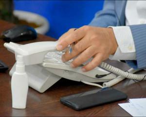 یازدهمین سری ارتباط تلفنی شهردار نجف آباد در سال 1400