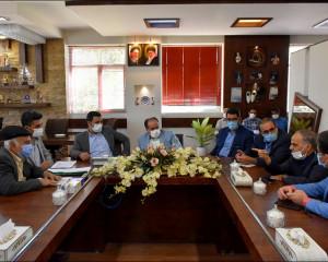 نخستین دیدار مردمی سی و دومین شهردار نجف آباد