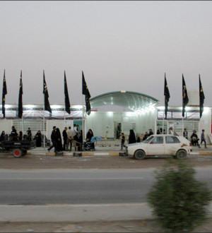 موکب نجف آباد / روزسوم