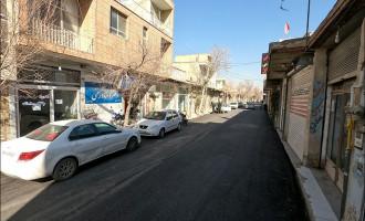 گذري بر بهار آسفالت / خیابان سعدی