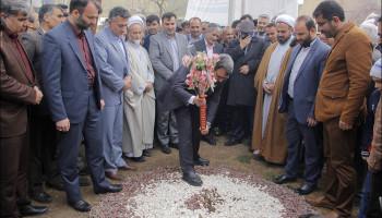 بهره برداری 20 طرح عمرانی شهرداری نجف آباد آغاز شد