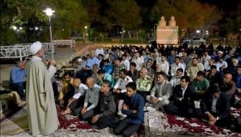 نشست خادمان ستاد برگزاری نماز جمعه