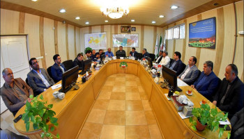 دیدار با ریاست و اعضای شورای اسلامی شهر