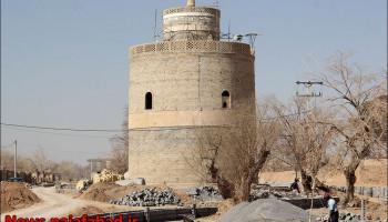 برج کبوتر بوستان زندگی /  استقبال از بهار و خانه تکانی شهر