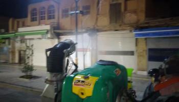 آخرین حمله به کرونا درسال 98 / مدیریت شهری در خط مقدم مبارزه با ویروس کرونا / 15