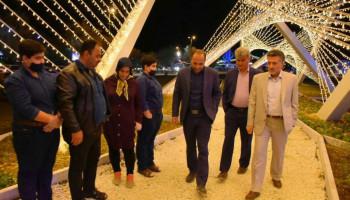 بازدید بهاری / استقبال از بهار / المان هنر پارسی و گذر ماهور