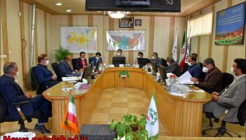 گزارش سالانه مدیریت شهری در صحن شورای اسلامی شهر نجف آباد