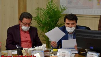 گزارش سالانه مدیریت شهری در صحن شورای اسلامی شهر نجف آباد /  معاونت برنامه ریزی و توسعه منابع انسانی