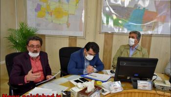 گزارش سالانه مدیریت شهری در صحن شورای اسلامی شهر نجف آباد / معاونت شهرسازی و عمرانی