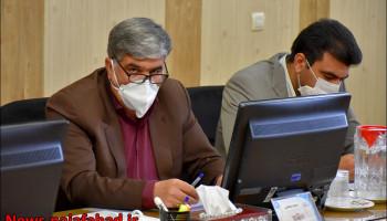 گزارش سالانه مدیریت شهری در صحن شورای اسلامی شهر نجف آباد / خدمات شهری