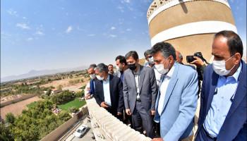 پیام تبریک شهردار نجف آباد به مناسبت روز جهانی گردشگری