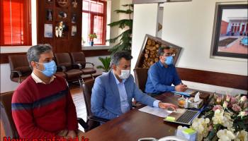 وبینار آموزشی خدمات الکترونیکی تامین اجتماعی
