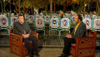 """پخش زنده """"ویژه برنامه روز حماسه و ایثارمردم نجف آباد"""" /عکس و فیلم"""