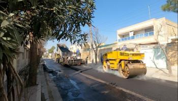 گذری بر بهار آسفالت / کوچه شهید مدنی