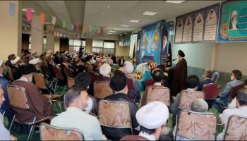 تکریم و معارفه رئیس نمایندگی جامعه المصطفی در اصفهان