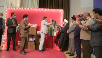 رونمایی تولیدات فرهنگی سازمان و مراسم اختتامیه مهر و ماه