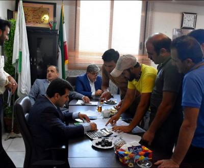 دیدار مردمی منطقه پنج / 14 مردادماه