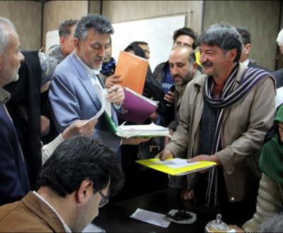 دیدار مردمی منطقه دو / 28 بهمن ماه 98