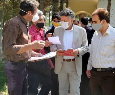 دیدار مردمی منطقه پنج (امیرآباد) / 24 شهریورماه 1399