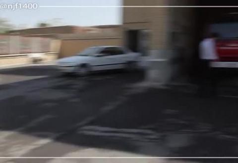 حادثه در تجلیل!!!!