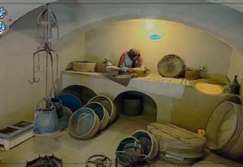 خانه مهرپرور (موزه مردم شناسی نجف آباد) / کلیپ