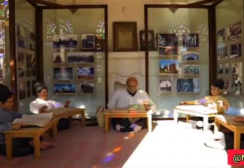 مستند گردشگری نجف آباد