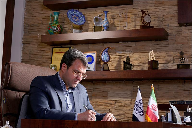مهندس مسعود منتظری در مصاحبه با خبرنگار پایگاه خبری شهرداری