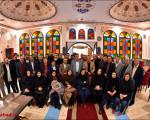 دومین نشست صمیمی شهرداری با سران دفاترثبت اسناد و املاک نجف آباد