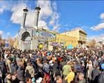 راهپیمایی یوم الله 22بهمن در چهلمین بهار انقلاب/ 1