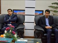 تودیع و معارفه ریاست اداره فرهنگ و ارشاد اسلامی نجف آباد