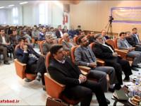 تودیع و معارفه مدیر اموربرق شهرستان نجف آباد