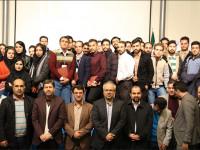 بزرگداشت روز جهانی شهرساز و هفته پژوهش با حضور شهردار اصفهان و نجف آباد
